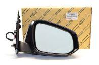 Genuine RH Door Mirror- Heated, Electric lens, Indicator & Manual Folding