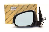 Genuine LH Door Mirror- Heated, Electric lens, Indicator & Electric Folding