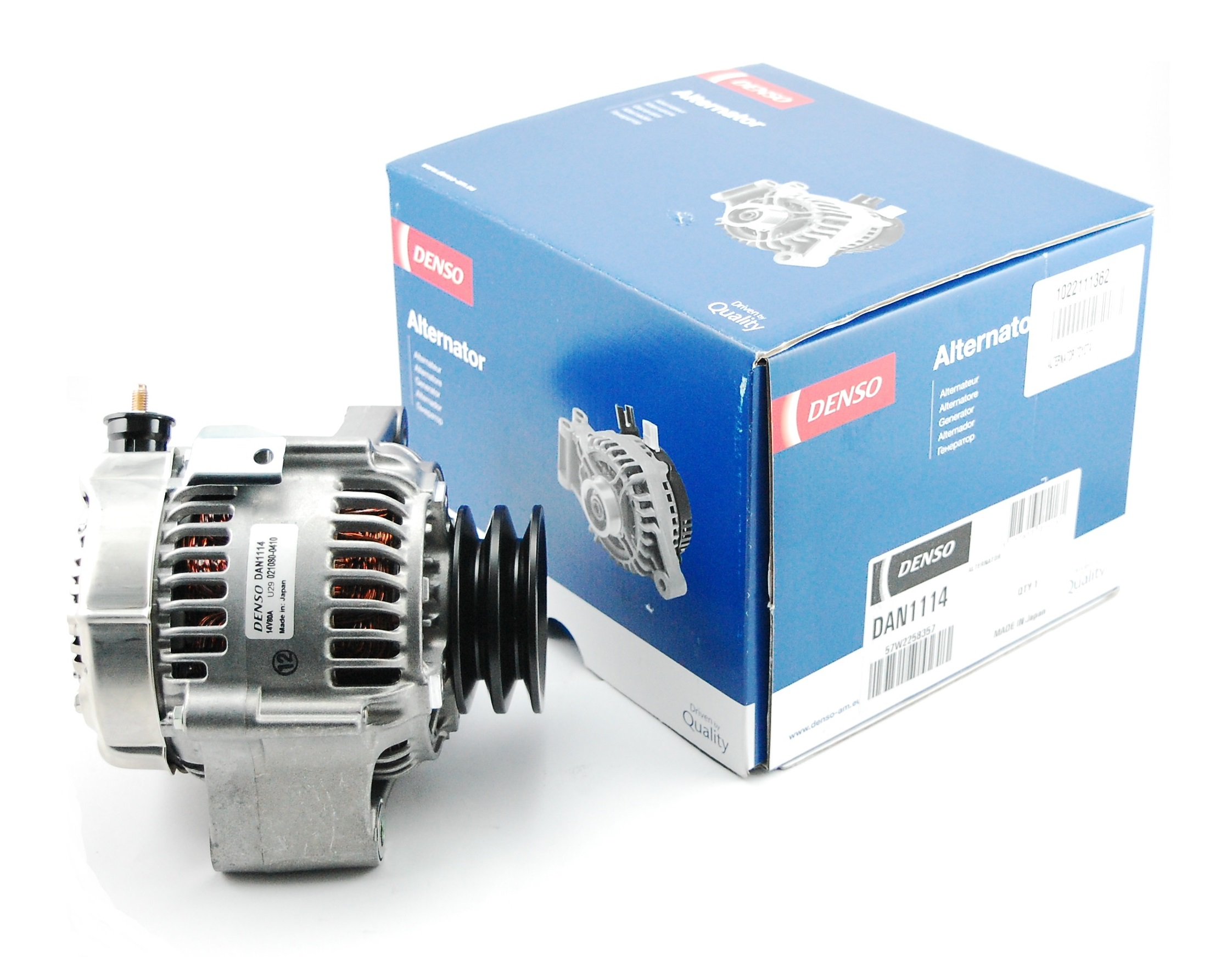denso 12v alternator wiring diagram