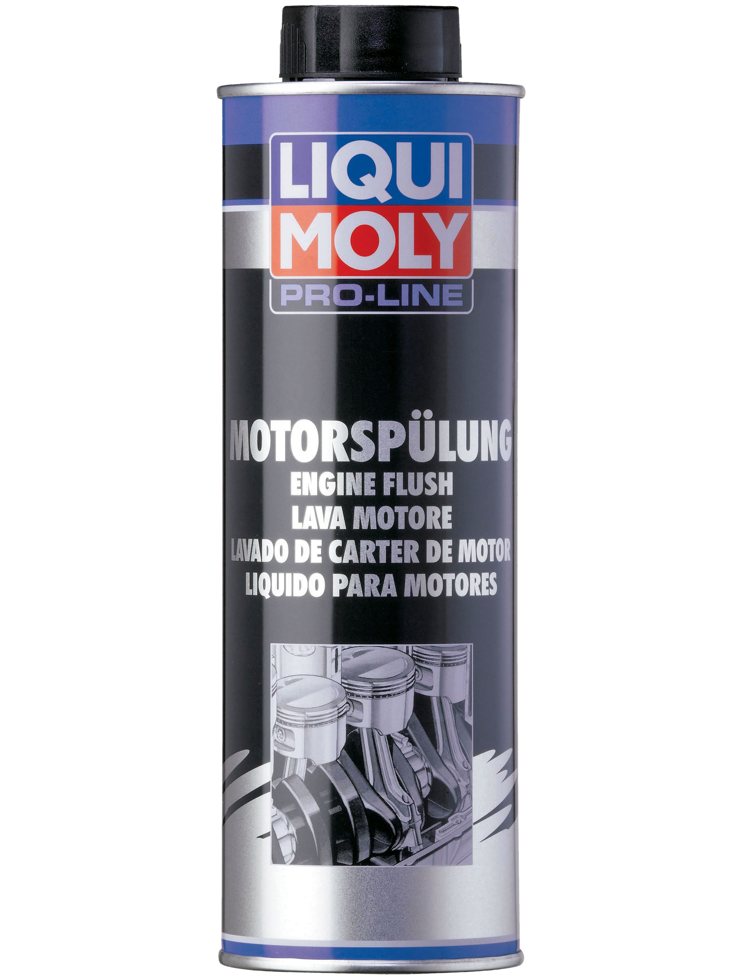 liqui moly pro line engine flush 500ml roughtrax 4x4. Black Bedroom Furniture Sets. Home Design Ideas