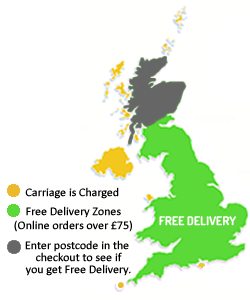 Free Delivery UK Mainland
