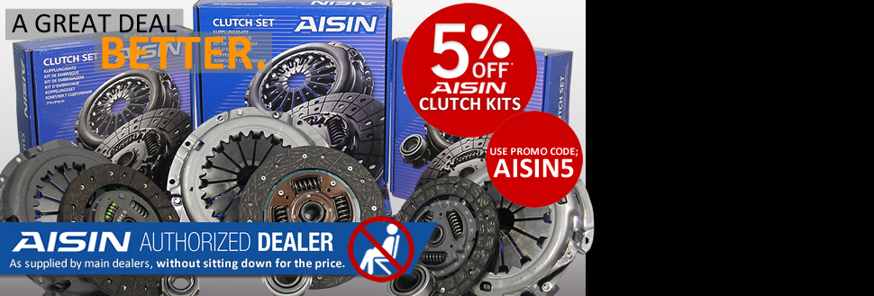 Aisin Clutch Discount