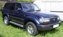 HDJ80 Land Cruiser (1990-1998)