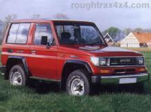 KZJ70 Land Cruiser (1993-1996)