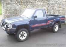 Mk2 Hilux Pickup (1984-1988) LN65, YN65 & YN67