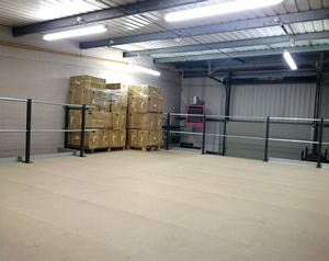 New Mezzanine Floors