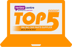 Top 5 Online Car Parts Supplier