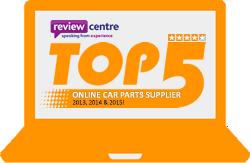 Top 5 Online Car Parts Supplier
