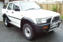 UK 4Runner (1991-1995)