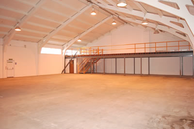 RoughTrax Warehouse Expansion