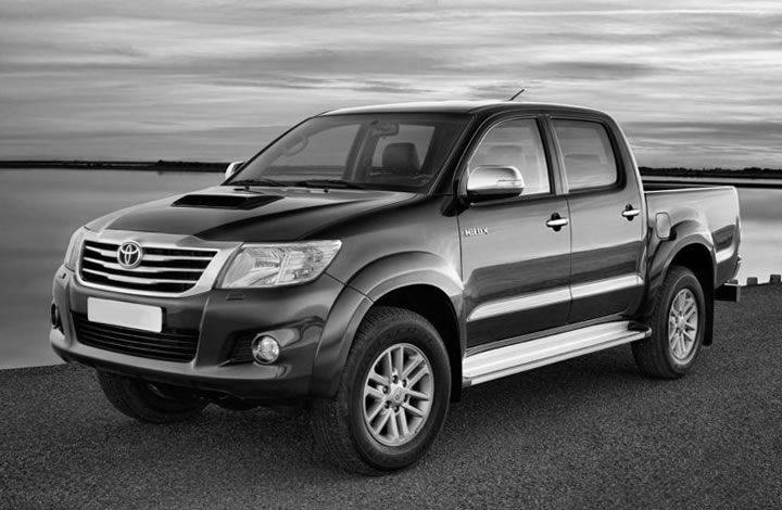 Toyota Hilux Pickup Parts