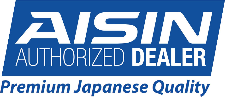 RoughTrax are now Aisin Authorised Dealers