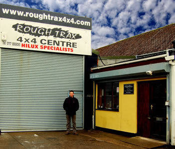 RoughTrax @ Stockwood Vale