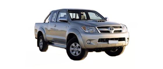 Hilux Pickup KUN26R 3.0cc TD D4D (06-11) Mk6