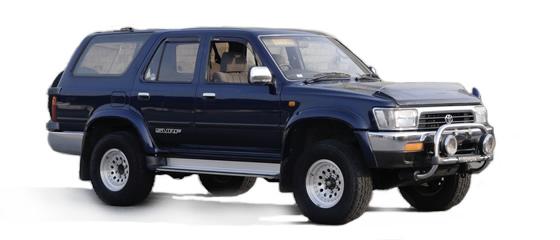 4Runner KZN130 3.0cc TD 1KZT (93-95) UK