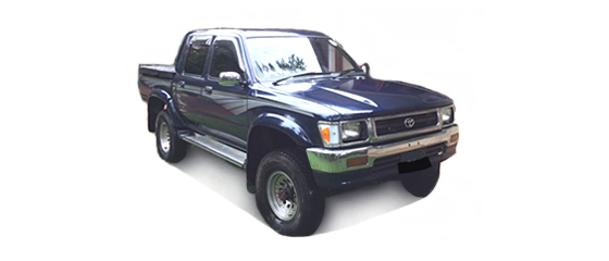 Hilux Pickup LN106 2.8cc Diesel (88-97) Import