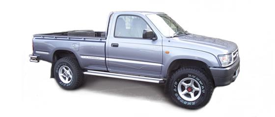 Hilux Pickup LN167 2.8cc Diesel (97-05) Import
