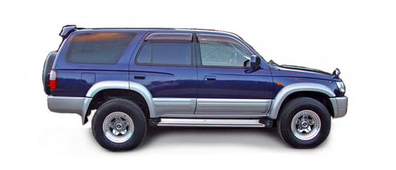 Hilux Surf VZN185 3.4cc V6 Petrol 5VZFE (95-02)