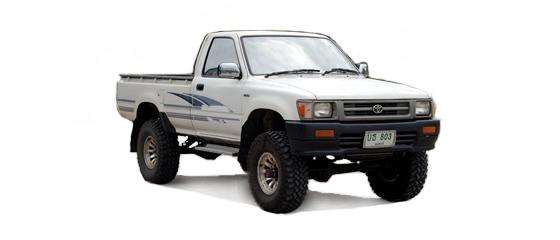 Hilux Pickup YN106R 2.2cc Petrol (88-97) UK Mk3