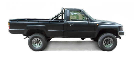 Hilux Pickup YN65R 2.0cc Petrol (83-86) UK Mk2