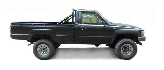 Hilux Pickup YN67R 2.2cc Petrol (85-94) UK Mk2