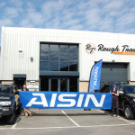 RoughTrax now authorised dealer for Aisin!