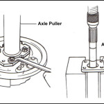 Rear Wheel Bearing Fitting Guide for Toyota 4x4's