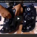 Changing your Headlamp Adjusters [VIDEO]