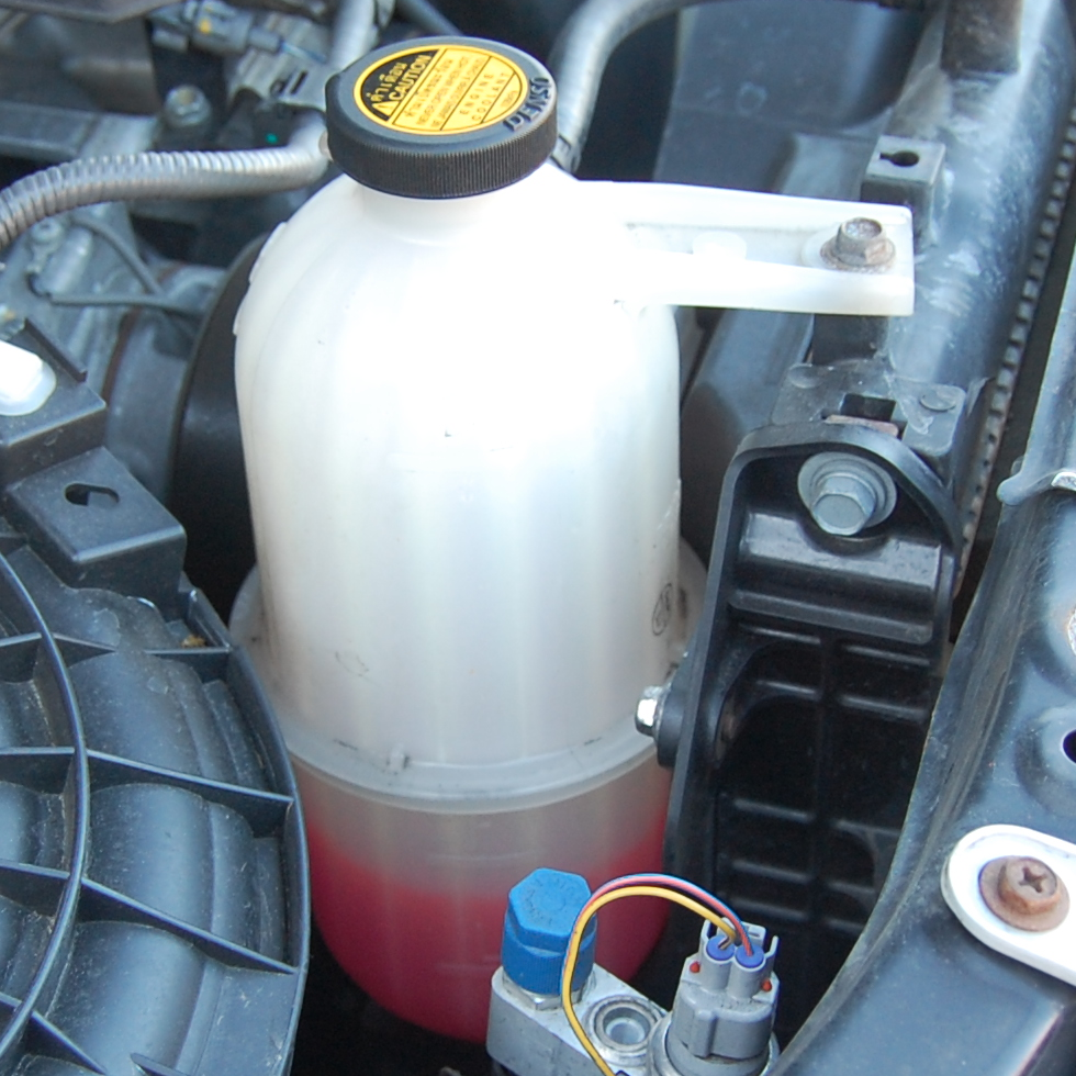 Hilux Pickup Coolant Bottle