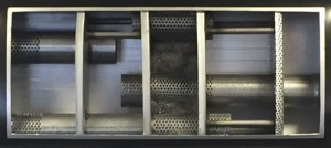 A2A Exhaust Silencer Internals