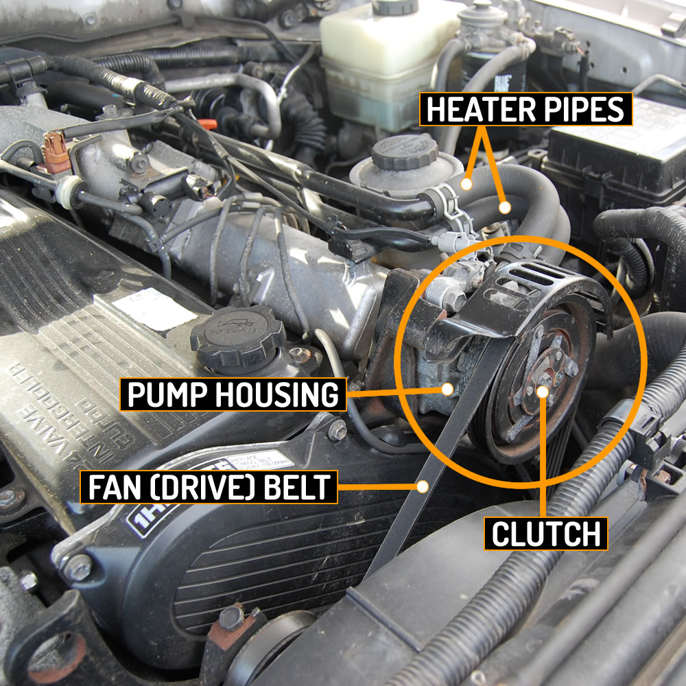 What is a Viscous Heater or Power Heater?   RoughTrax 4x4