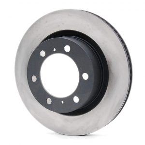Front Brake Disc with VSC