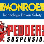 What's the difference between Monroe and Pedders shock absorbers?