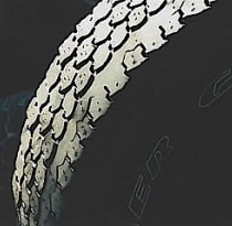 Scalloped Tyres